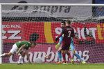 Jablonecký Mehanovič skolil Spartu. Nejhezčí gól v kariéře, zářil