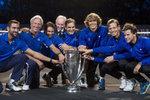 Tým Evropy vyhrál první ročník Laver Cupu