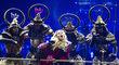 Madonna předvedla v Praze velkopelou show.