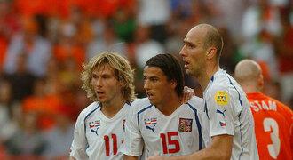 Legendární hráči mistrovství Evropy ve fotbale