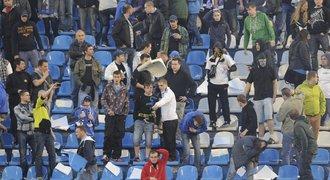 Tresty pro fans Sparty a Baníku: Šest dostalo podmínku, jeden jde sedět