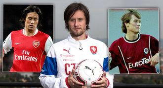M�J PRVN� G�L: Rosick� o tref�ch za Spartu, Arsenal i �esko