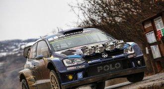 V�t�zstv� v Rallye Monte Carlo obh�jil Ogier, Prokop byl dev�t�