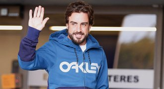 Alonso kv�li ot�esu mozku z testov�n� p�ijde o start sezony F1