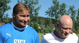 V Jílovišti si zahrají fotbal Siegl, Ujfaluši, Řepka či Lavička