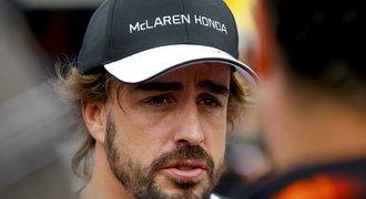 Alonso pl�nuje odchod do jin� kategorie: Formule u� nen� tak z�bavn�