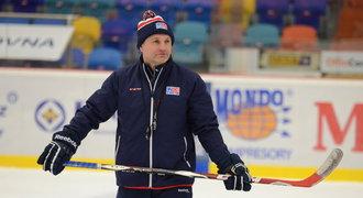 Reichel jako trenér proti Kanadě: Chceme hrát aktivně a agresivně