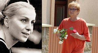 Další problémy Čáslavské po operaci rakoviny slinivky: Druhá chemoterapie!