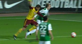 Sporný závěr: Jablonec spasila přísná penalta, měla se pískat?