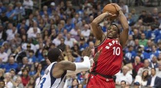 Basketbalisté Toronta zažívají nejlepší vstup do sezony