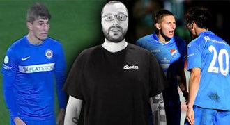 LIGA NARUBY: Nový ligový trend? Drsné nadávky spoluhráčům!