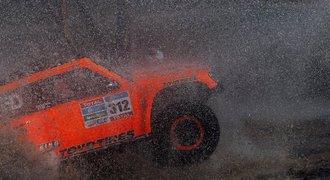 Počasí zasahuje, první etapa Dakaru kvůli lijáku zrušena