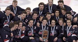 Spojené státy zničily Švédy a slaví bronz z mistrovství světa dvacítek