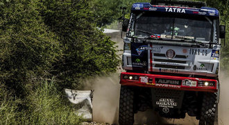 Skvělý výsledek pro Kolomého! Na Dakaru ovládl třetí etapu