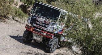 Valtr zazářil, čtvrtým místem si vylepšil maximum na Dakaru