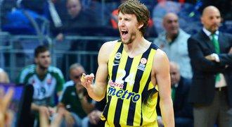 Veselý hlavní hvězdou. Vyhrál hlasování pro turecké All Stars
