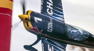 Druhý Čech mezi elitou. Do Red Bull Air Race přichází Kopfstein
