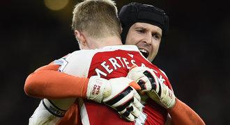 Kapitán Arsenalu vyzývá mladé: Vezměte si příklad z Čecha