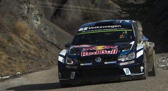 Ogier zahájil sezonu třetí výhrou v řadě na Rallye Monte Carlo