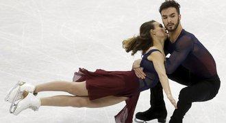 Taneční pár Mansourová, Češka byl třináctý, ME vyhráli Francouzi