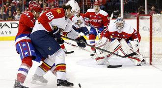 Florida smetla lídra NHL a má 4 výhry v řadě. Jenže Jágr nedohrál...