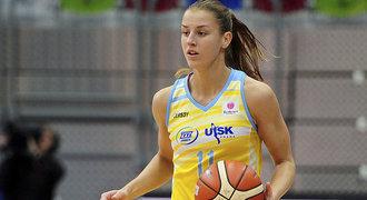 Basketbalistky USK překvapivě prohrály v Gironě 52:54