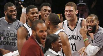 Johnson rozhodl v poslední vteřině a Brooklyn porazil Denver