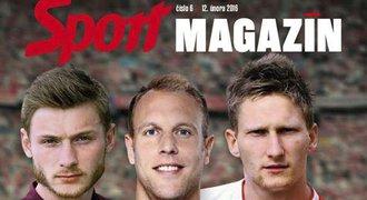 PRŮVODCE jarní fotbalovou ligou: 64 stran ve Sport Magazínu!
