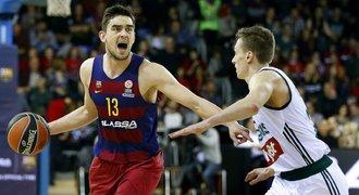 Barcelona vybojovala důležité vítězství, Satoranský dal 10 bodů