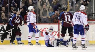 Plekanec nahrával, ale Montreal dál prohrává. Rozsíval má bod