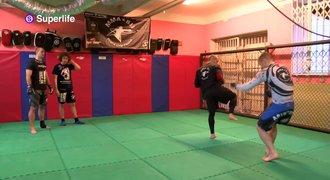 Cesta k zápasu MMA 6: Horory v kleci. Redaktorovi ukázali knockout