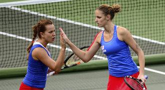 Otřesy v tenisovém žebříčku: Plíšková padá, Strýcová vydělává