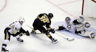 Chvála na Pastrňáka: A bude ještě nebezpečnější, zní z šatny Bruins