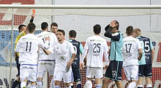 Slavii naštvala penalta. Chramosta tomu přidal, řekl Frydrych