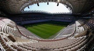 ME ve fotbale: Stadion Allianz Riviera v Nice