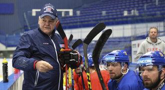 Vůjtek už shání posily z NHL. Na MS slíbili přijet Pavelec či Hanzal