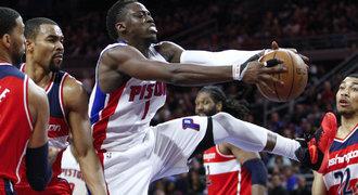 Basketbalisté Detroitu jsou po sedmi letech v play off