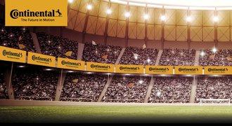 Vyhrajte zájezd pro 2 osoby na zahajovací zápas EURO Francie-Rumunsko se společností Continental!