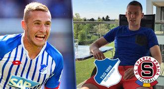 Kadeřábek odpovídá fanouškům: Jak by hrála Sparta s Hoffenheimem?