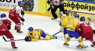Ne Tři korunky, ale tři kužely! Švédové schytali za kolaps s Čechy kritiku