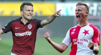 TOP 5 gólů 30. kola: Lafata pálil i z půlky, Barák zacvičil s Plzní
