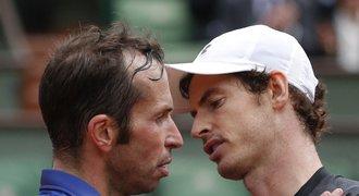 Britové pějí ódy na Štěpánka: Je mistr svého oboru, Murray si sáhl na dno