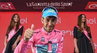 Kr�l Nibali. Dom�c� cyklista ovl�dl slavn� Giro d'Italia u� podruh�