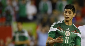 Strach v Mexiku. Zločinci unesli fotbalového útočníka Olympiakosu Pireus