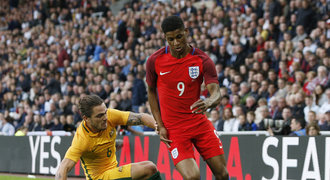 Skv�l�ch 96 dn� Marcuse Rashforda: od debutu v United a� na EURO