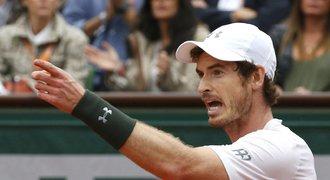 Murrayho finálový skandál: Vypadni! Hned! řval během utkání na novináře