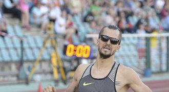 Skvělý Holuša v Monaku vylepšil český rekord, Špotáková skončila třetí
