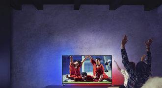Vychutnejte si Mistrovství Evropy naplno s novou televizí