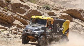Hedvábná stezka bude náročnější než Dakar, předpokládá Vrátný