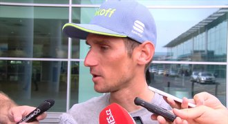 Kreuziger po návratu z Tour de France: O (ne)posunu na 9. místo i Saganovi